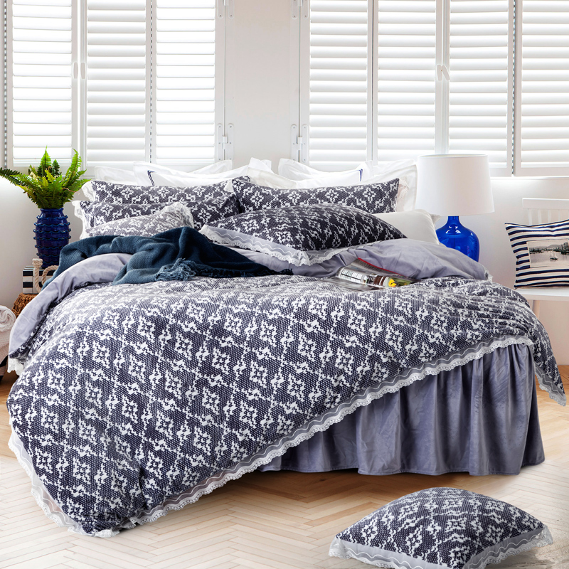 Aliexpress.com : Buy 2017 winner bedding set warm bed set