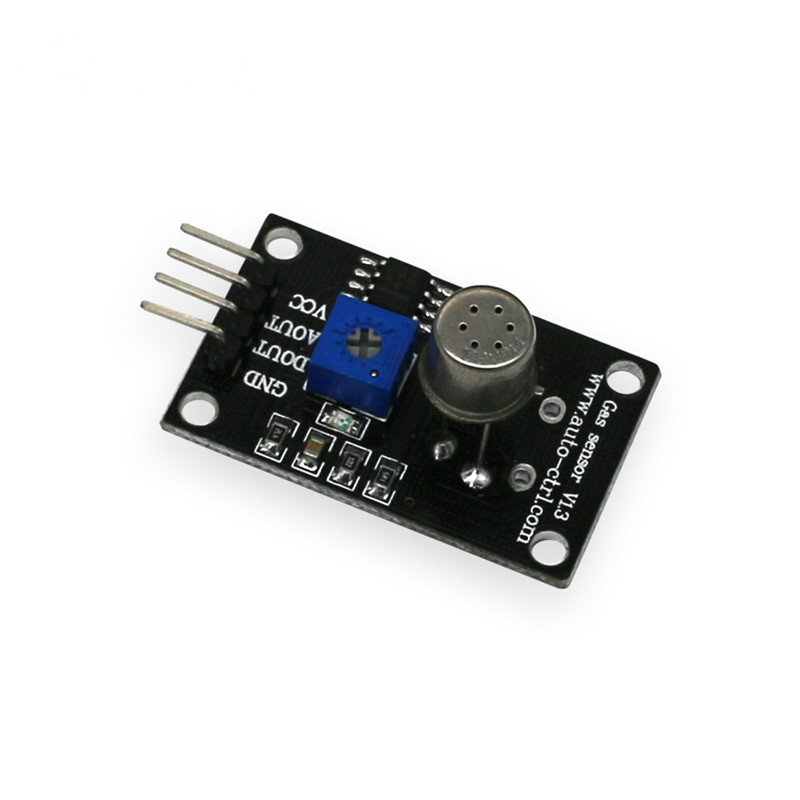 TGS2600 Gas Detection Sensor Module For Cooking smoke Detecting air freshen equipment Smoke and cigarette detection device