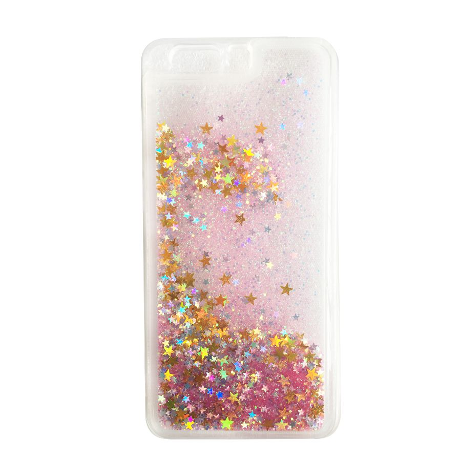 Phone cases For Fundas Huawei honor 8 case For Coque Huawei honor 9 case cover Liquid Glitter Sand Soft TPU Silicone cover case
