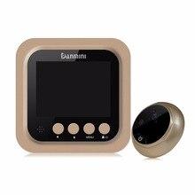 Danmini W5 2.4 Inch TFT Color Screen Display Night Vision Camera Video Camera Visual Doorbell No Disturb Peephole Viewer
