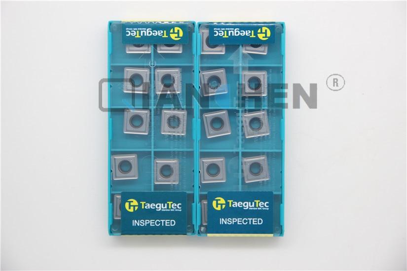TaeguTec,10pcs/lot,Lathe tools,SPMG110408-DG TT8020 SPMG110408 DG TT8020,carbide insert, Face Mill Lathe Tools cutter CNC tool new bt40 m16 fmb22 45l trs8r 63 22 4t face end mill 10pcs 8r rdmx1604motn carbide insert cnc milling lathe