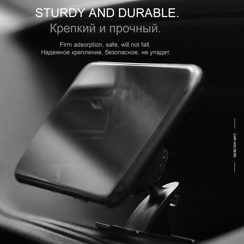 Image 5 - HOCO лучший автомобильный держатель для телефона, магнитная подставка для iPhone X Xs Max XR 8 samsung S9, магнитное крепление для мобильного телефона, вращающийся на 360 градусов, автомобильный держатель-in Подставки и держатели from Мобильные телефоны и телекоммуникации