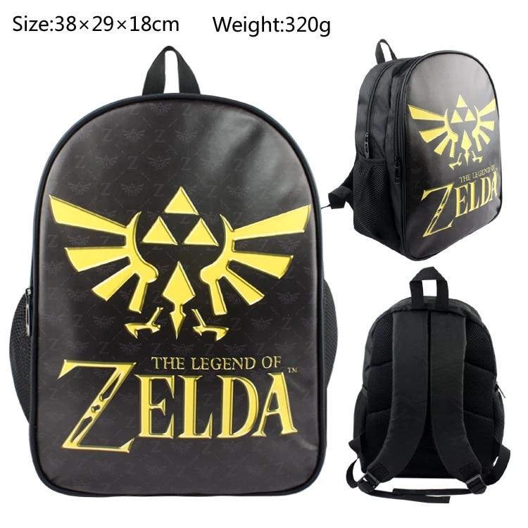 GO2COSY The Legend of Zelda Backpack Daypack Satchel Laptop Student Bag School Bag Bookbag
