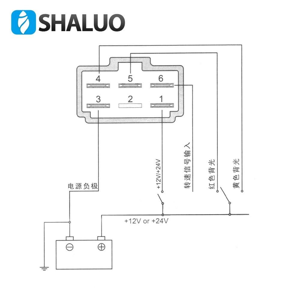 Control Analog Pannel Rpm Hour Speed Meter Lcd Display Vdo Mechanical Diesel Digital Engine Tachometer Gauge 12v 24v Common Rpm Meter Tachometer 24vtachometer Rpm Meter Aliexpress