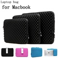 2016 Fashion Waterproof Laptop Sleeve 11 12 13 14 15 Laptop Bags Notebook Case For Macbook Air Pro laptop bags,SKU 0138G