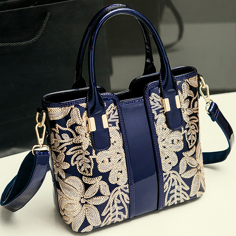 ФОТО 2017American LUXURY Genuine Leather Women Shoulder Bag Brand Designer Cowhide genuine leather handbags Skin Crossbody bag