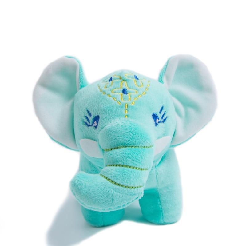Niuniu Daddy 20cm Appease Elefante Infantil Peluches Blandos Elefante - Peluches y felpa - foto 4