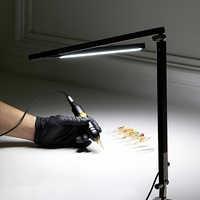 EZ PRO LICHT LED Schreibtisch Lampe Einstellbare Flexible Tattoo Lampen für Tattoo und Permanent Make-Up-Tools