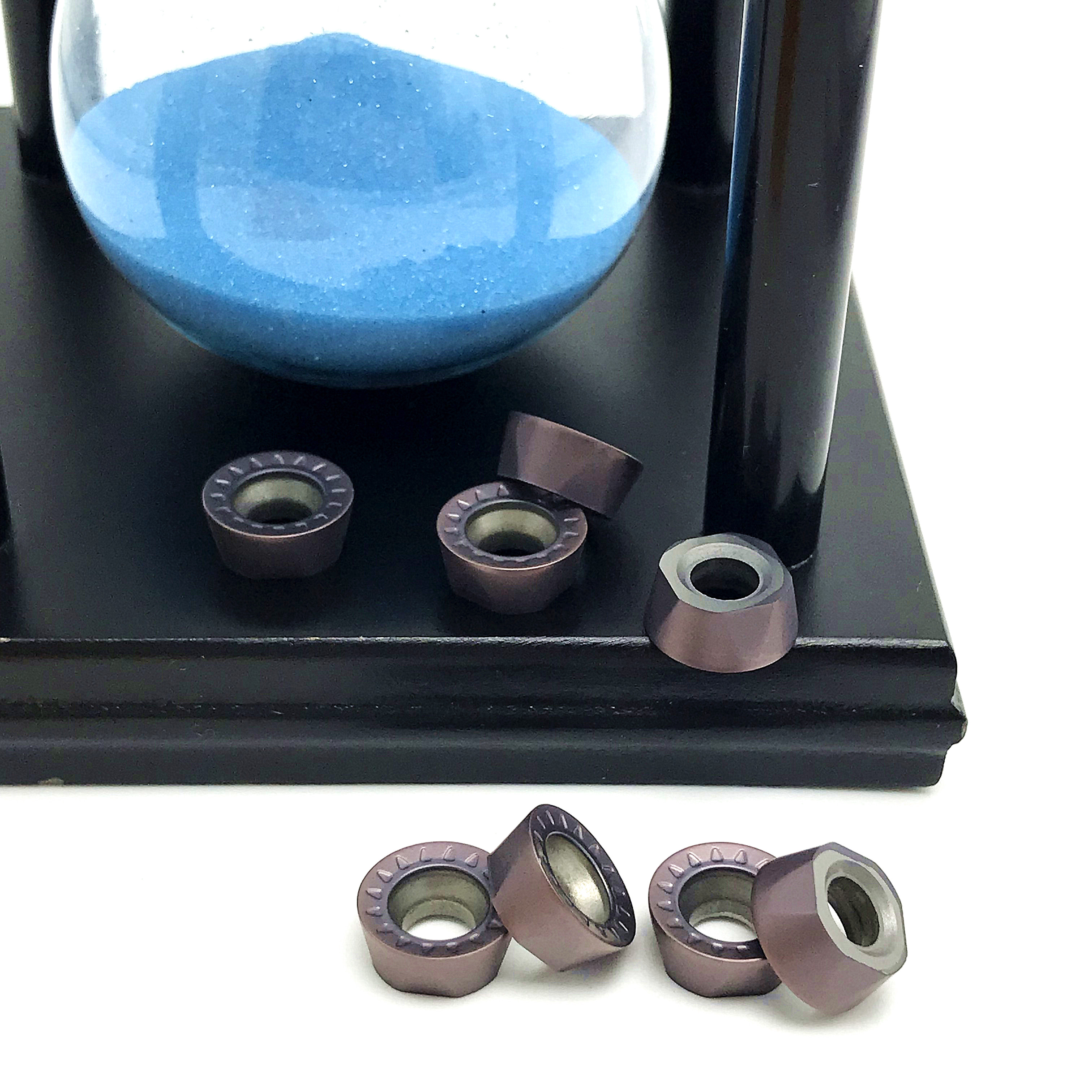 Milling Tools RPMW1003 RPMT10T3 RPMT1204 RPMT08T2 VP15TF Carbide Insert Lathe Tool Hard Alloy Milling Turning Tool