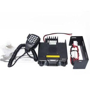 Image 5 - QYT KT 980Plus 75W סופר כוח Dual Band נייד רדיו 136 174MHz/400 480MHZ עבור רכב נייד רדיו QYT רכב רדיו KT 980 בתוספת