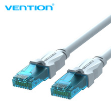 цена на Vention Ethernet Cable Cat5e Lan Cable Cat 5 RJ45 Network Patch Cable 1m 2m 3m 5m 10m 15m 20m 40m 50m For Computer Router Cable
