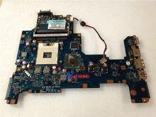 Original para Toshiba Motherboard NALAA K000103760 L675 La-6041p K000103760 totalmente testado