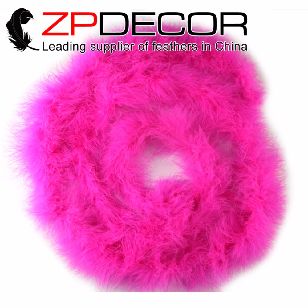Pink Marabou Feathers Medium Size Premium Quality Approx 24 per pack
