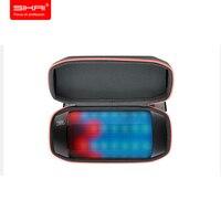 SIKAI Fashional Portable EVA Protective Bag For JBL Pulse UE BOOM Bluetooth Speaker Case PU Leather