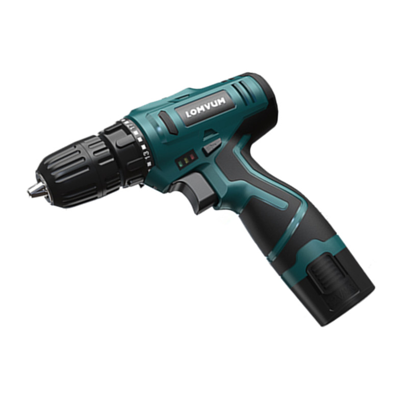 Image 3 - longyun New 12V 16.8V Electric Screwdriver Rechargeable lithium battery Home Diy 25V Cordless screwdriver electric drill driver-in Electric Screwdrivers from Tools