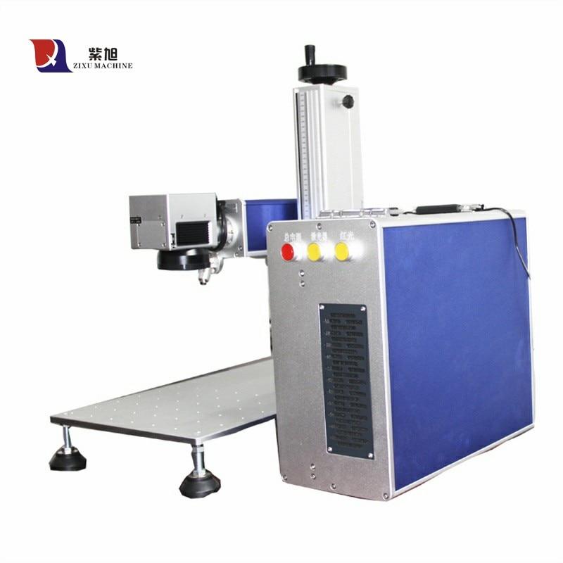 Color JPT M6 Mopa 20 W Rotační laserový rytec Mopa Laser Marking - Zařízení na obrábění dřeva - Fotografie 4