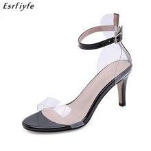 ESRFIYFE new Women Sandals Shoes Celebrity Wearing