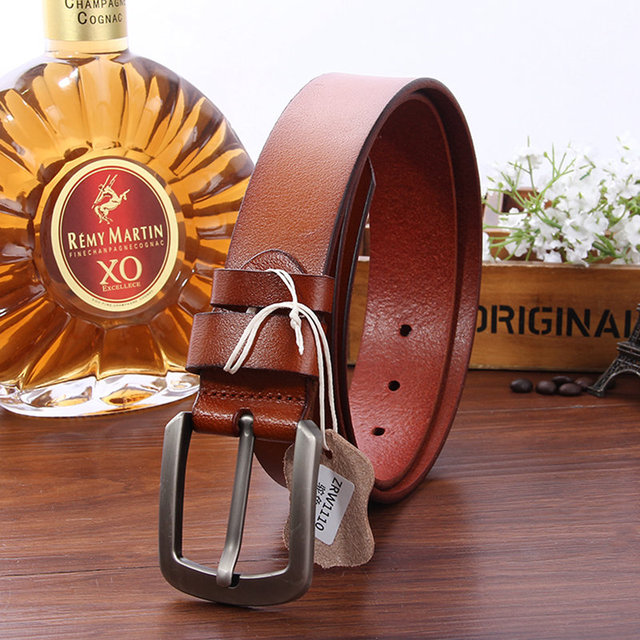 8a33aeacd4d Designer belts men high quality Genuine Leather Belt men Classic pin buckle  belts for women plus