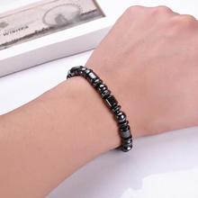 1pc Twisted Magnet Bracelets Slimming Health Care font b Weight b font font b Loss b