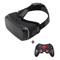 VR Glasses Virtual Reality for pc 3d glasses virtual reality all in one vr glasses hdmi 2K 2GB/16GB Android 6.0 Bluetooth Remote