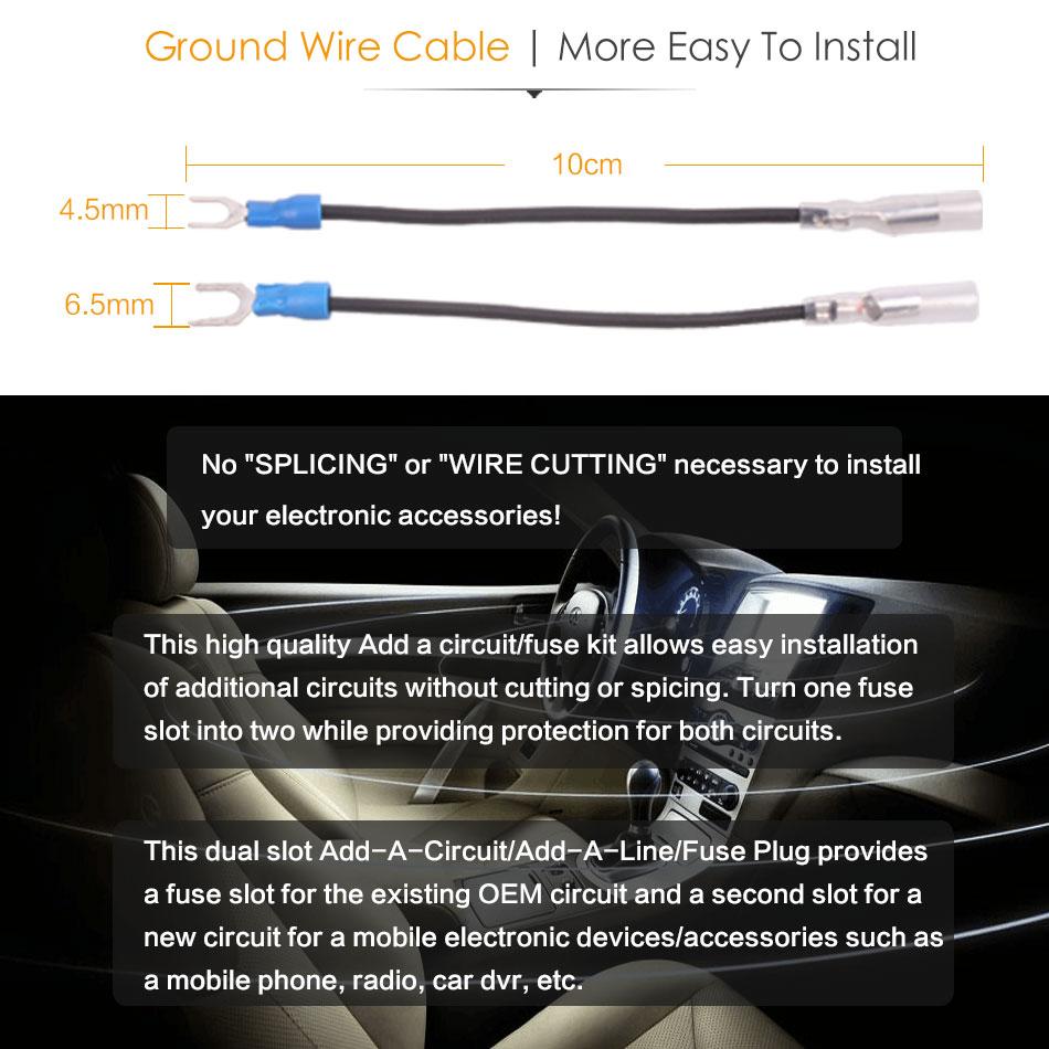 Car Vehicle Circuit Blade Style Atm Aps Att Low Profile Mini Medium 07addacircuitjpg Ea Fe 03