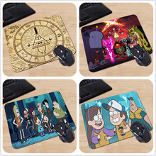2014 Hot Sale Mouse Pad Gravity Falls, case mouse pad