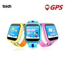 GPS smart watch Q750 Q100 детские часы с Wi-Fi 1.54 дюймов сенсорный экран SOS Вызова Расположение Устройства Трекер для Kid Safe PKQ60 Q80 Q90