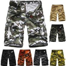 ZOGAA 2019 Male Hot Sale Casual Summer Camouflage Shorts Men Fashion Brand Workout Fitness  pantalones cortos hombre
