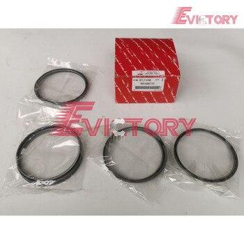 Made In Japan 4D32 4D32T piston ring set Para mitsubishi motor KATO HD400/450/510