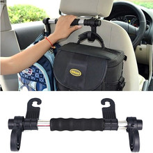 Convenient Double Vehicle Hook Hangers with Handrail