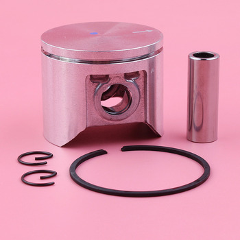 Kit de anillo de pasador de pistón de 47mm para Husqvarna 357 359 35XP 359EPA pieza de recambio de motosierra 537157202