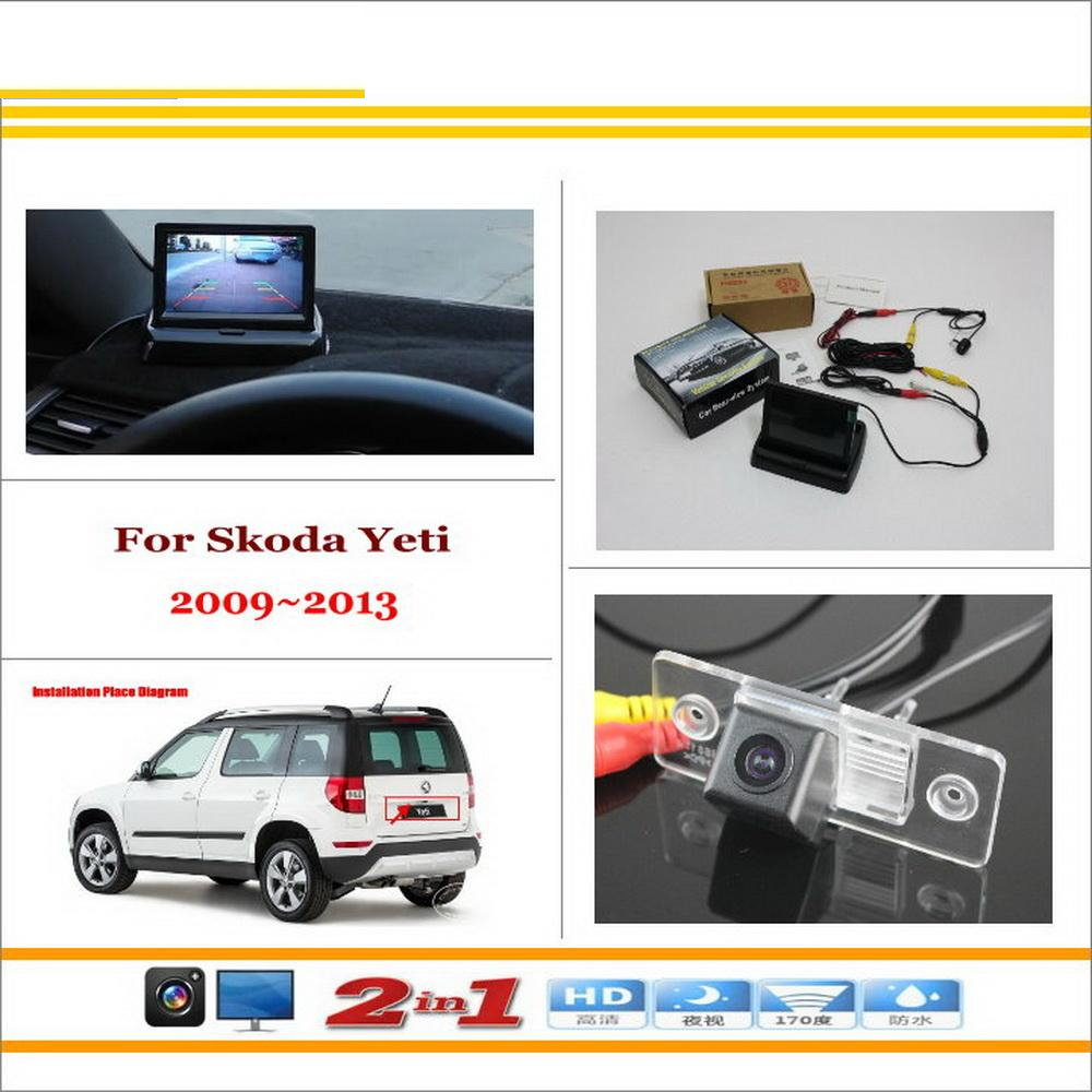 Liislee For Skoda Yeti 20092013 43 Tft Lcd Monitor Car Fuse Box