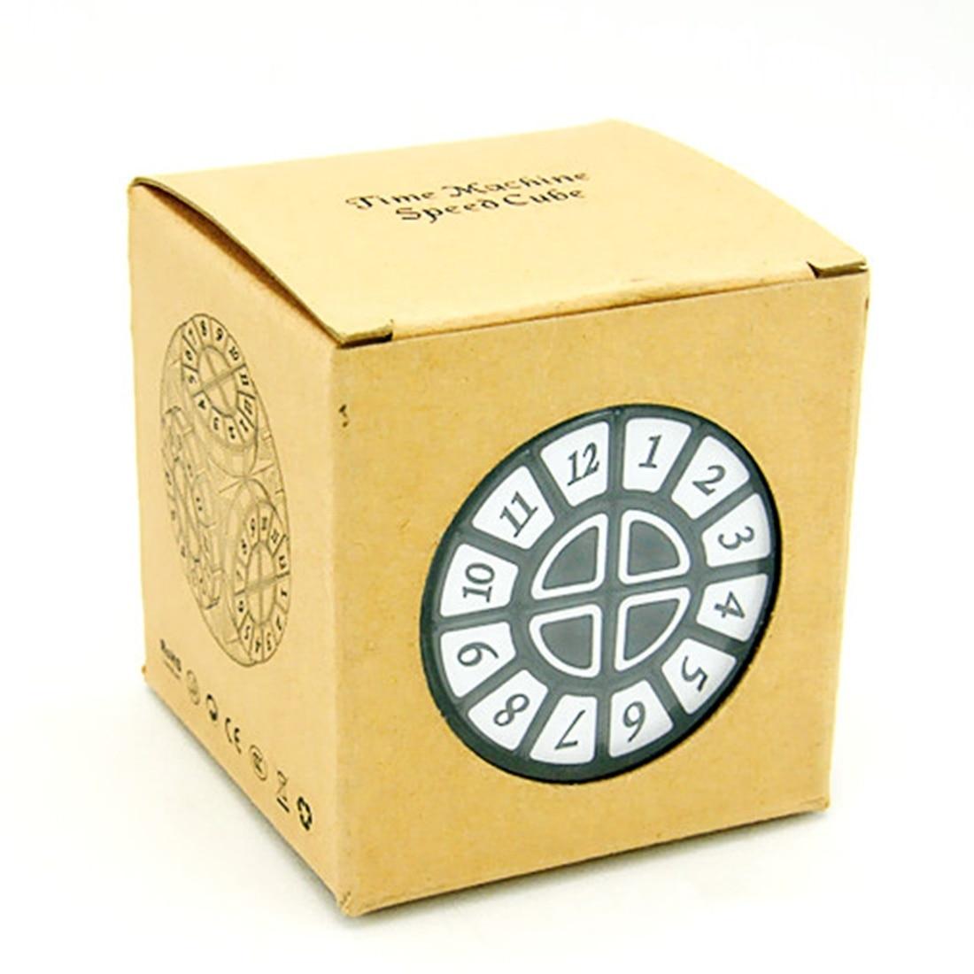 2019 Новое поступление машина времени волшебный куб креативный Сувенир издание головоломка - 5