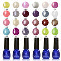 Candy Lover High Quality Gel Nail Polish Long Lasting Soak Off Gel Polish 8ml Hot Sale Varnish 240 Colors For Choose