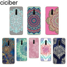 ciciber Mandala Floral Phone Case For Oneplus 7 Pro 1+7 Pro Soft TPU Cover for Xiaomi 9 Coque For Redmi Note 7 6 Pro Funda Shell