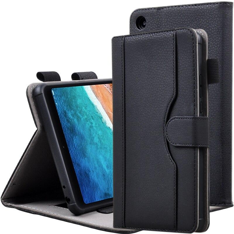 PU Couverture En Cuir Cas Pour Xiao mi mi pad 4 mi Pad4 de protection Smart Case Pour Xiao mi Mi PAD 4 mi Pad4 8 pouce tablet Pc CAS Couvre