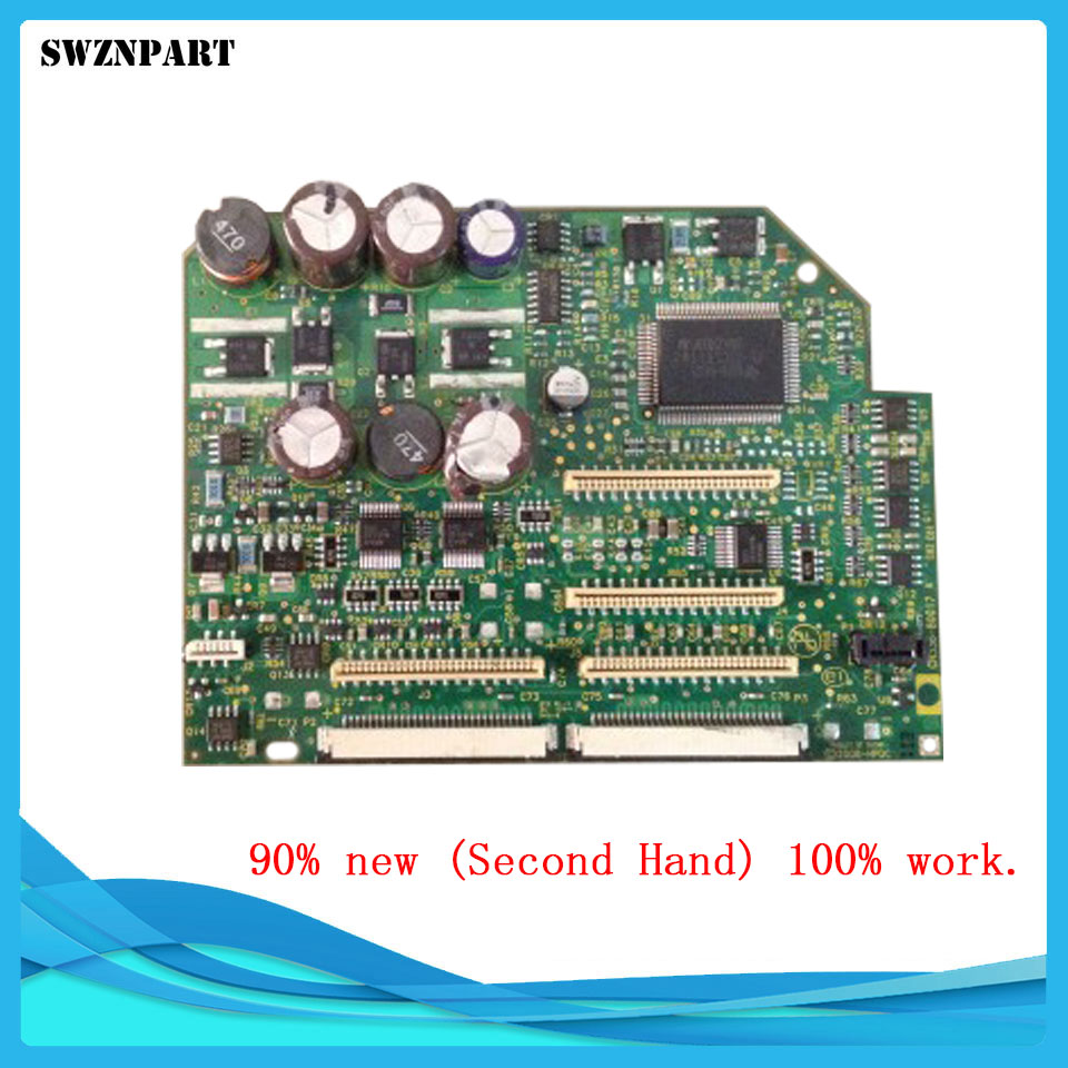 Carriage PCA Board Carriage Board C7769-60332 C7769-60376 For HP DesignJet 500 510 800 820 815 PS plotter parts Free shipping 1piece carriage assembly for hp designjet 500 510 plotter c7769 69376