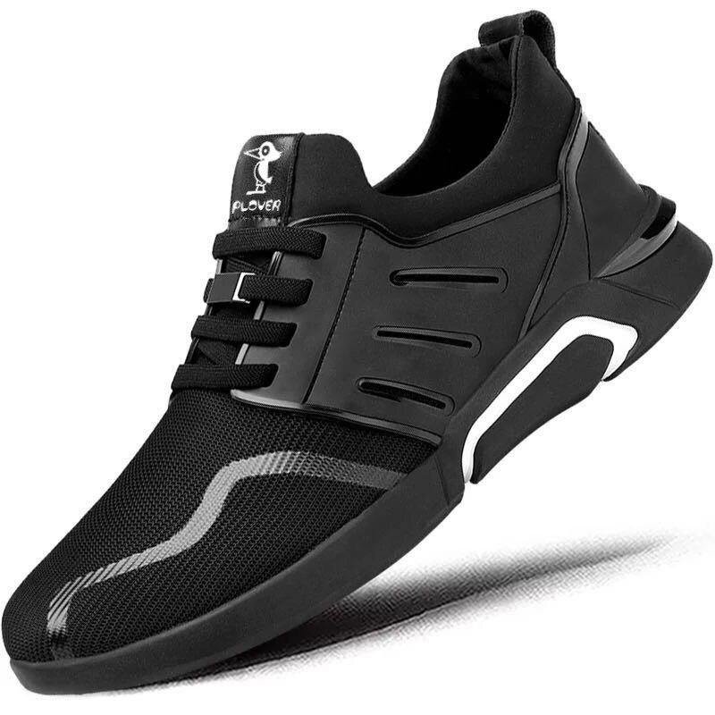2019 Verão Homens Respirabilidade Sapatilhas Tenis Masculino Sapatos Zapatos Hombre sapatos Ao Ar Livre Sapatos Casuais