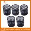 5PCS Motorcycle Oil Filter Cleaner For KAWASAKI ATV KVF360 KVF650 KFX700 KVF700 KVF750 KVF 360 650 700 750 KFX