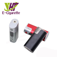 100% Original Aspire Zelos 50W Box Mod VW TC Built-in Lipo 2500mAh Battery For 510 Thread Atomizer