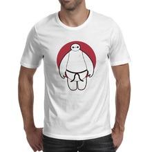 Karate Hero T-shirt Creative Funny Punk T Shirt Print Casual Cool Women Men Top