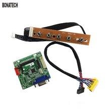 MT561-B 10 Дюймов До 42 Дюймов 5 В Универсальный широкий LVDS ЖК-Монитор Драйвер Платы Контроллера С Кабелем