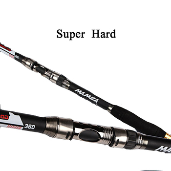 Hot sale No.1 Carbon Portable Telescopic Best Fishing Rod Spinning Fish Hand Fishing Tackle Fishing Rods 2fa47f7c65fec19cc163b1: 2.1 m|2.4 m|2.7 m|3.0 m|3.6 m