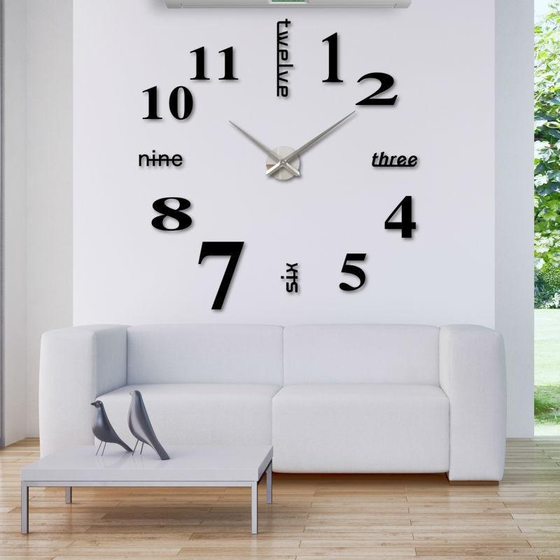 Relojes de pared modernos decoracion - Reloj grande de pared ...