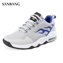 2018 Autumn New Arrival Men Tennis Shoes Outdoor Jogging Training Sneakers Men Athletic Shoe Zapatillas Hombre Deportiva Cheap 4(China)