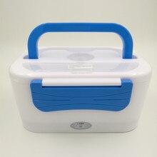 110-220 V Tragbare Elektrische Heizung Lunchbox Beheizten Bento Lunchbox Lunchbox Reis Abendessen Lebensmittelbehälter Wärmer Us-stecker