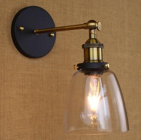 Lampen & Schirme Aufrichtig Retro Vintage Industrielle Wandleuchte Leuchten Innenbeleuchtung In Loft-stil Arandela Aplik Edison Wandleuchte Der Preis Bleibt Stabil