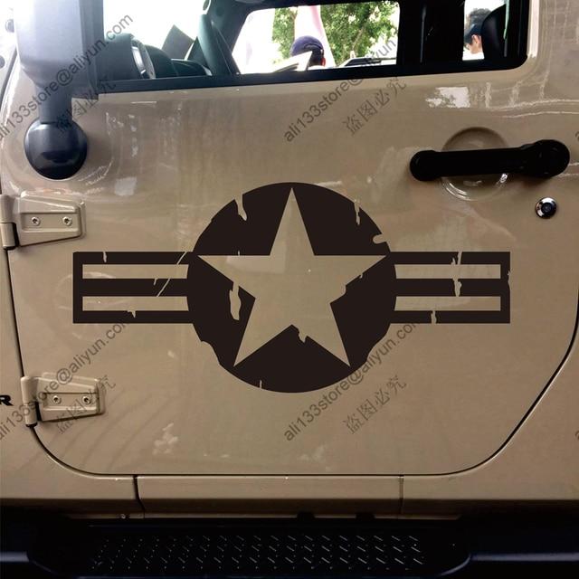 Usaf air force decal sticker veteran military car truck window.