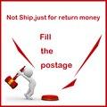 Taxa Extra-para devolver o dinheiro. Por Favor entre em contato conosco em primeiro lugar antes da ordem placethis.