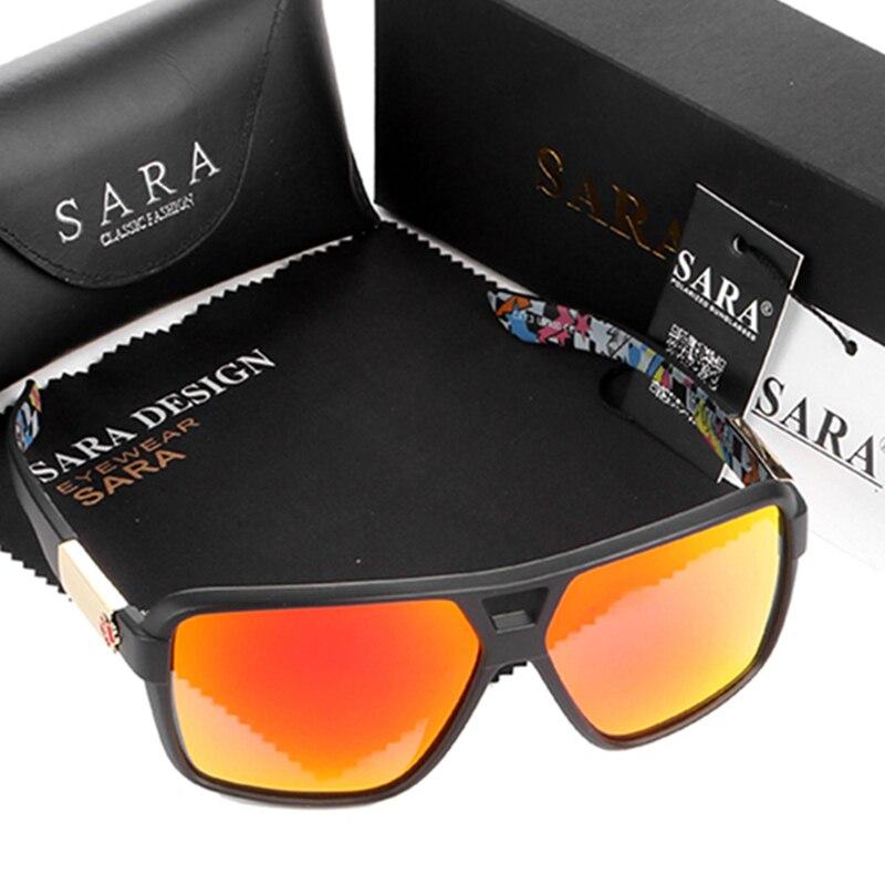 New Square Polarized Sunglasses s